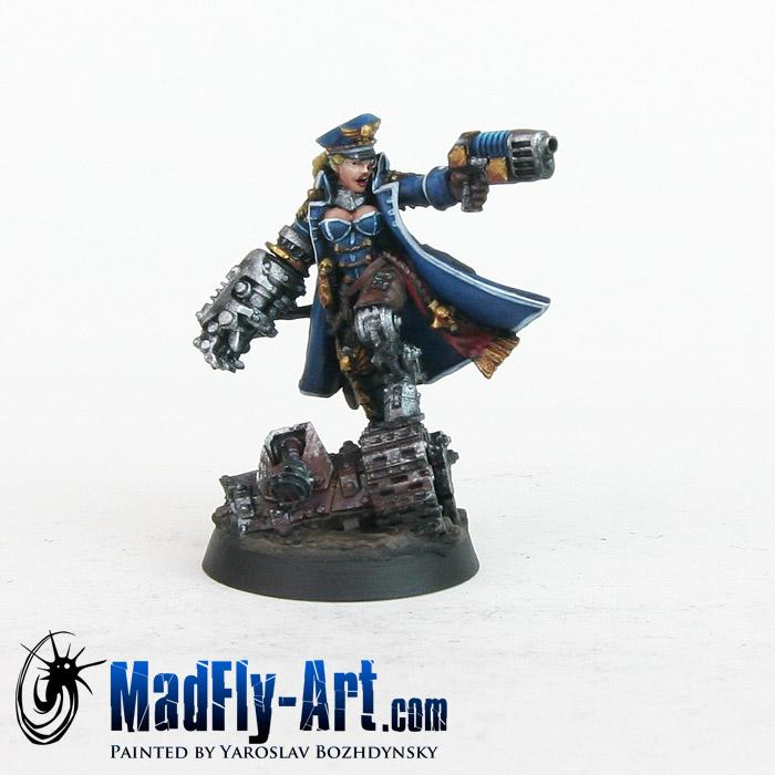 Female Brave Commissar