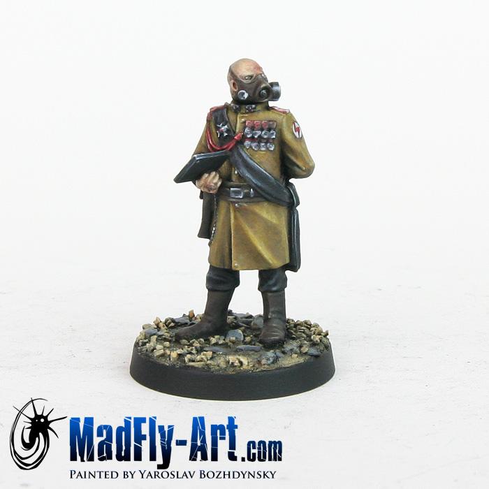 Steel Legion Master of Ordnance