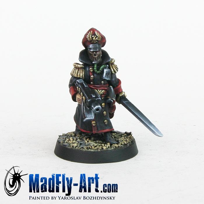 Steel Legion Commissar 1