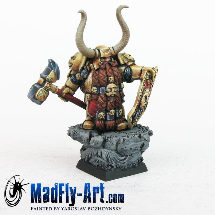Dwarf Lord Ragar