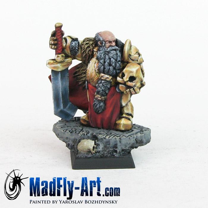 Dwarf Lord Balbir