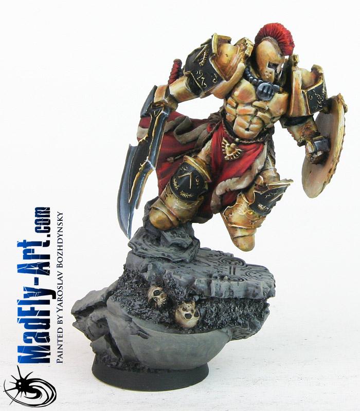 SF Spartan Leonidas