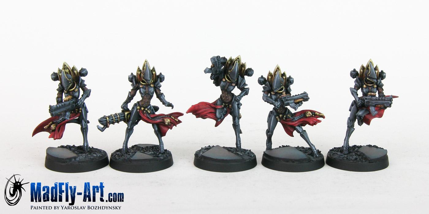 Exemplar Sisters Troops