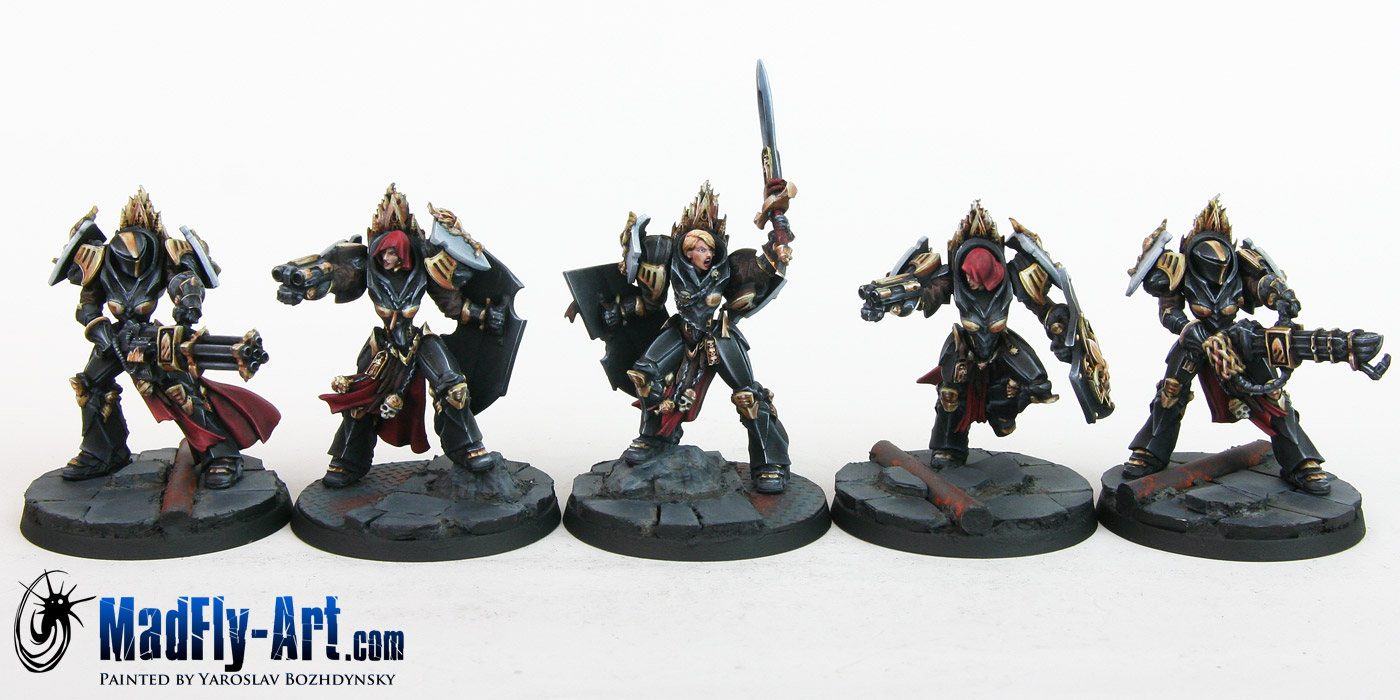 Knights of the Chalice Command Group