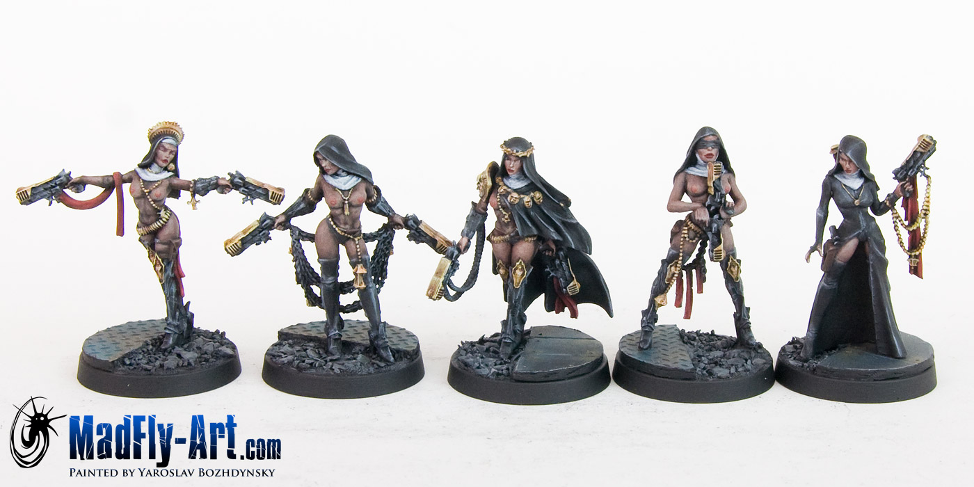 Daughters of the Crucible All Stars Command Group