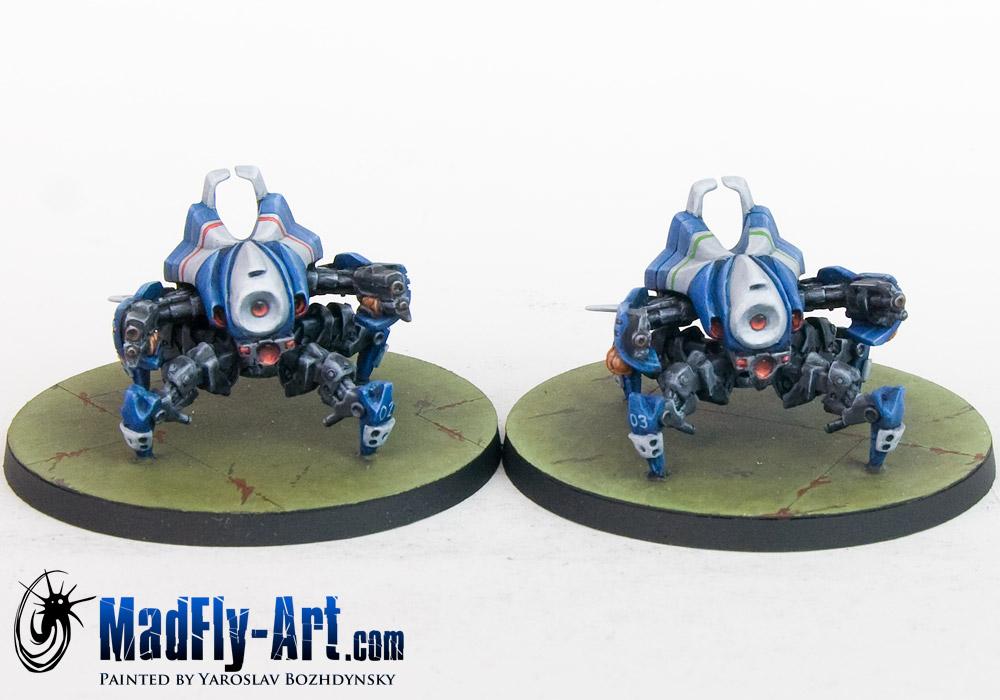 Armbots Bulleteer