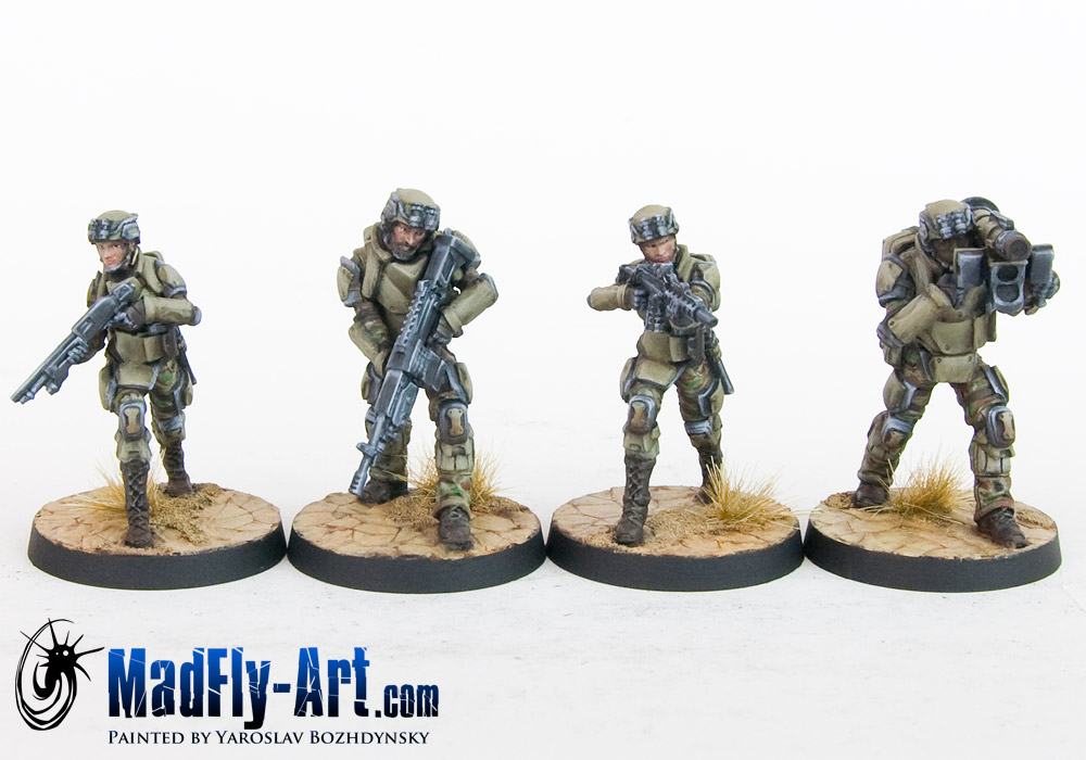 """5th Minutemen Regiment """"Ohio"""""""