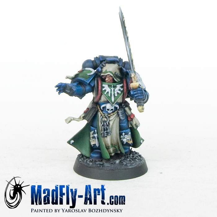 Dark Angels Librarian Turmiel
