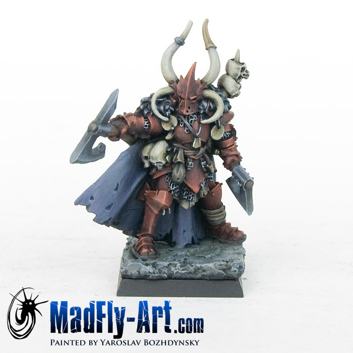 Exalted Hero of Chaos
