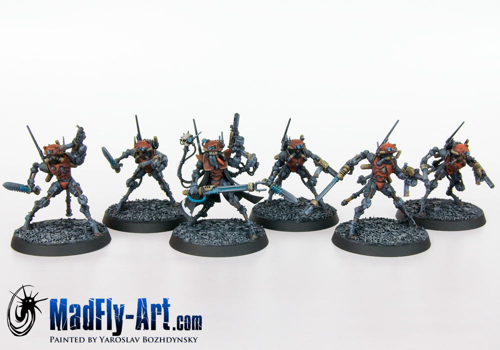 Sicarian Infiltrators