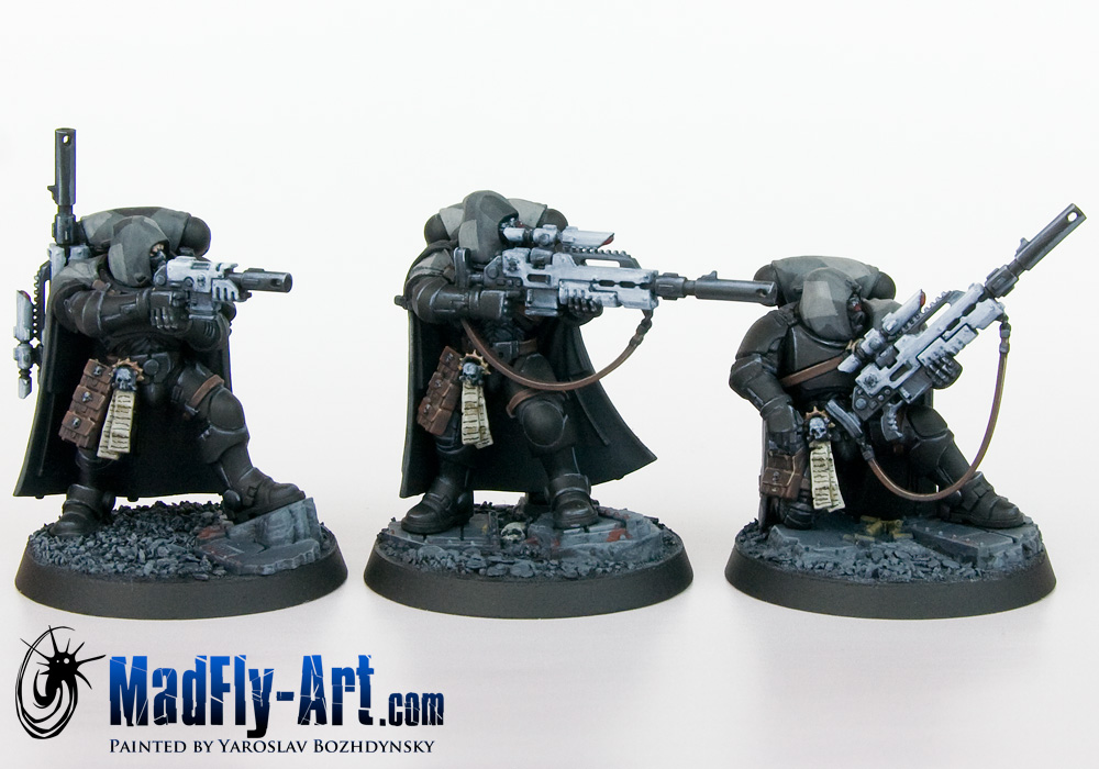 Iron Hands Primaris Eliminators