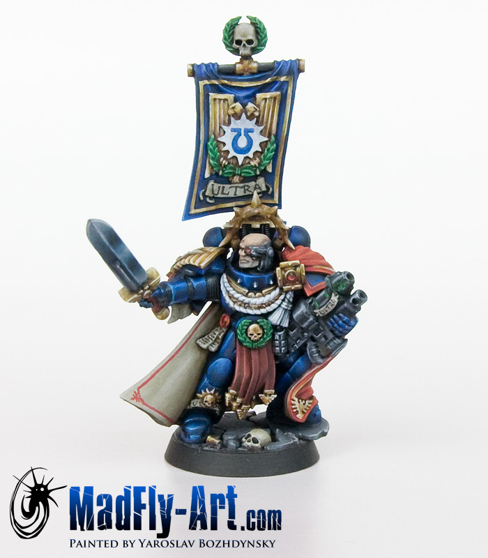Ultramarines Captain