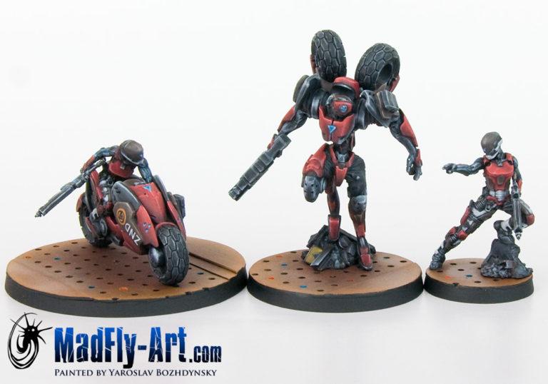 Fast Offensive Unit Zondnautica
