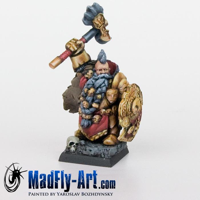 Dwarf Lord Steelbane