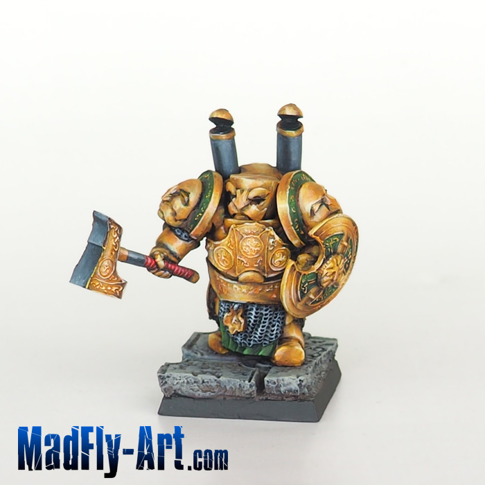 Dwarf Steam Armor #5