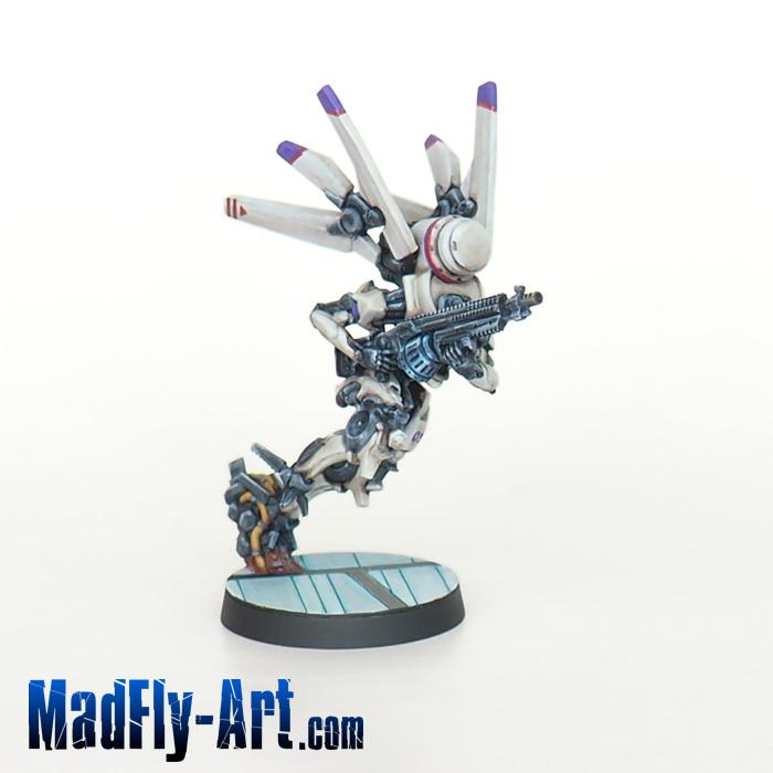 Garuda Tactbots