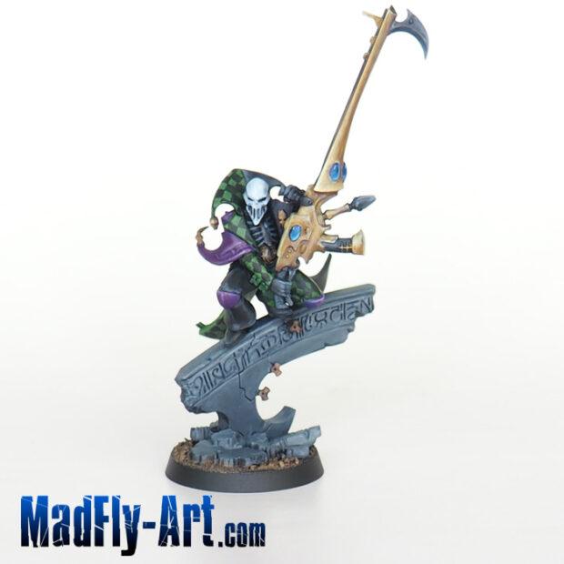 Harlequin Death Jester 2