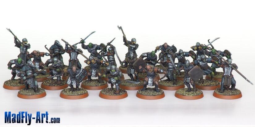 Mordor Orcs 1