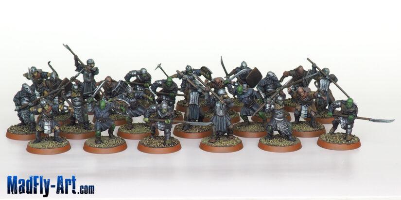 Mordor Orcs 2