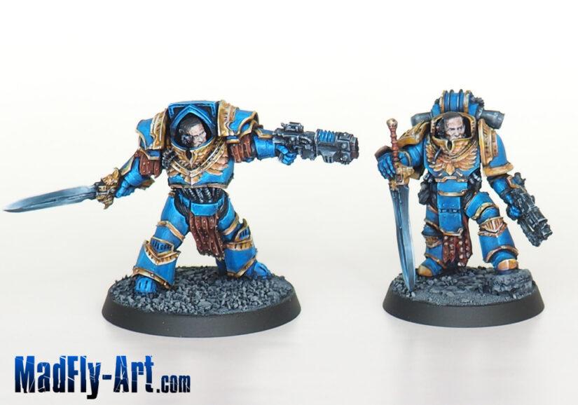 Ultramines Legion Praetors