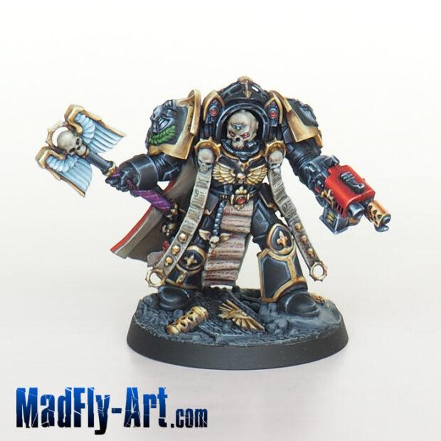 Terminator Chaplain Tarentus 2