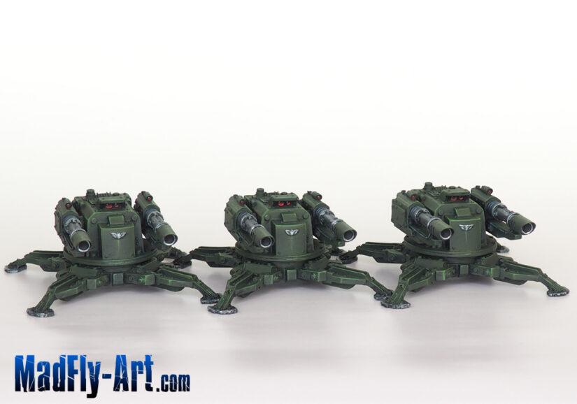 Tarantula Sentry Guns