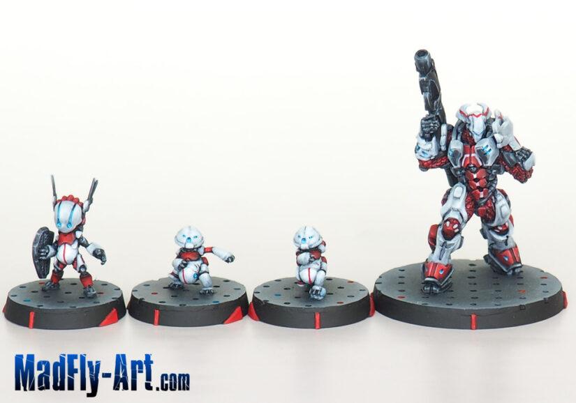 Taskmasters, Bakunin SWAST Team
