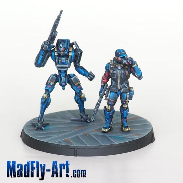 Alpha Unit