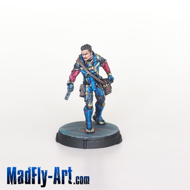 Kappa Unit Paramedic